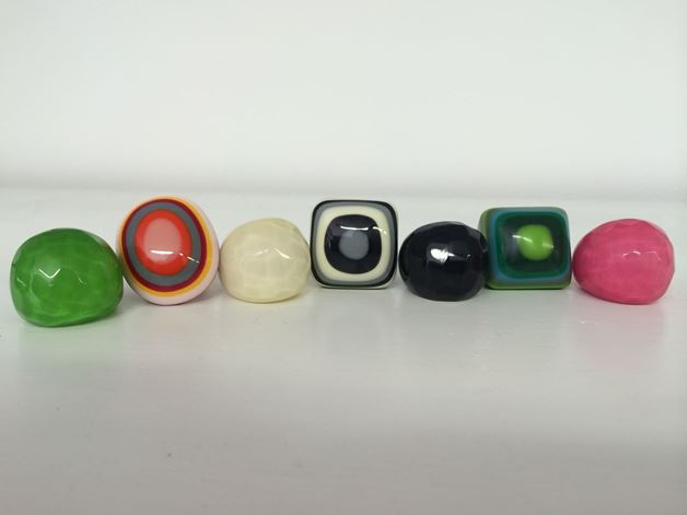 Picture for category Resin rings